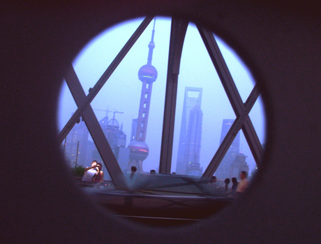 Shanghai. Photo by Alan Ryan Garcia.