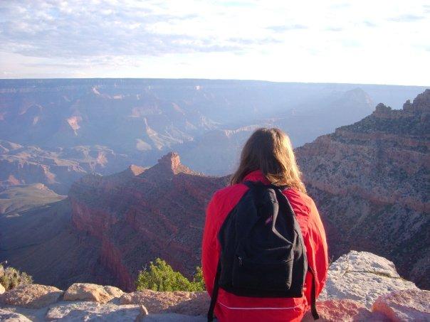 Sarah grand canyon